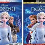 Frozen II ready for pre-order on Digital, Blu-ray, & 4k Blu-ray