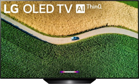 LG - 65 Class - OLED - B9 Series - 2160p - 4K UHD TV with HDR