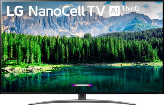 LG - 65 Class - LED - Nano 8 Series - 2160p - 4K UHD TV with HDR