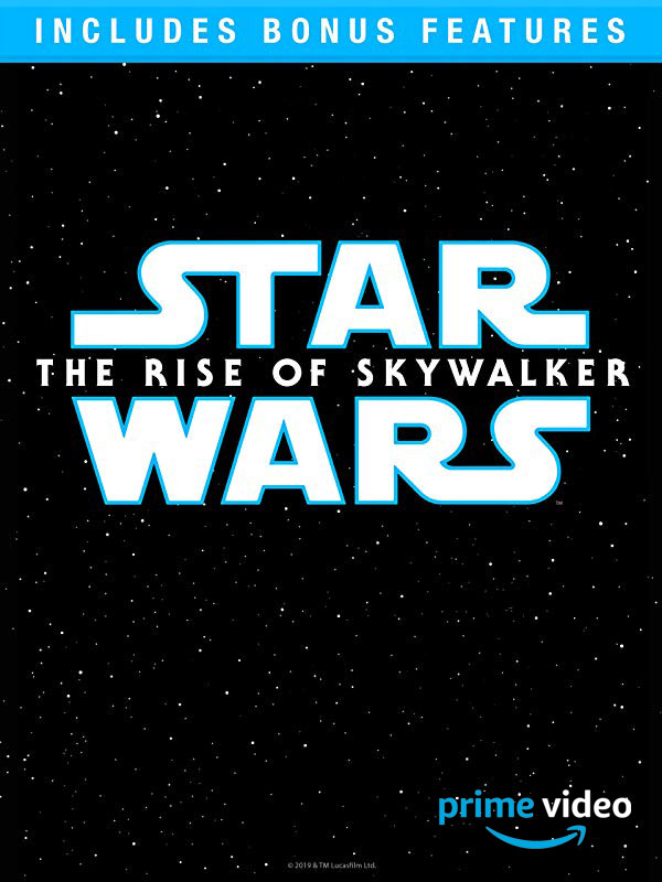 Star Wars: The Last Skywalker Digital w/Bonus