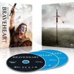 'Braveheart' releasing to Limited Edition 4k Blu-ray SteelBook