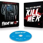 'Friday the 13th' Uncut gets 40th Anniversary Blu-ray SteelBook Edition