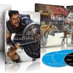 'Gladiator' releasing to 4k SteelBook Limited Edition Blu-ray