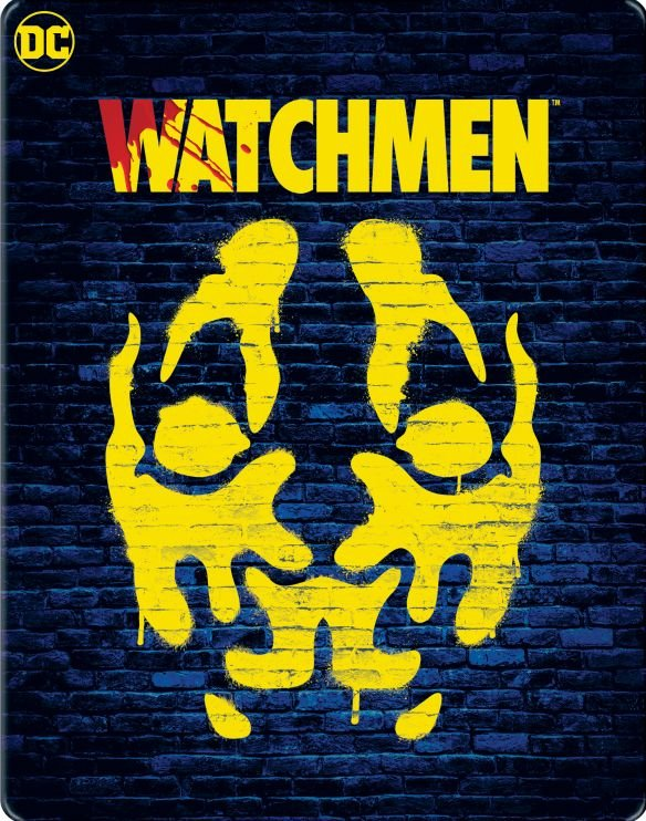 Watchmen Season 1 Blu-ray SteelBook