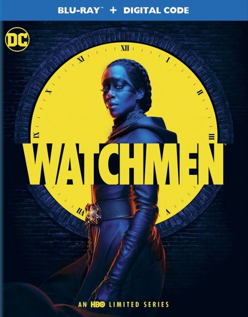 Watchmen Season 1 Blu-ray