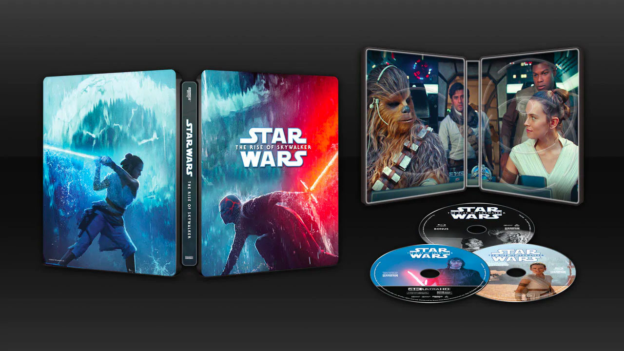 Star Wars The Rise Of Skywalker Digital Blu Ray Release Dates Details Revealed Hd Report