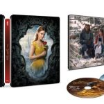 Disney's 'Beauty and the Beast' (2017) 4k Blu-ray & 4k SteelBook