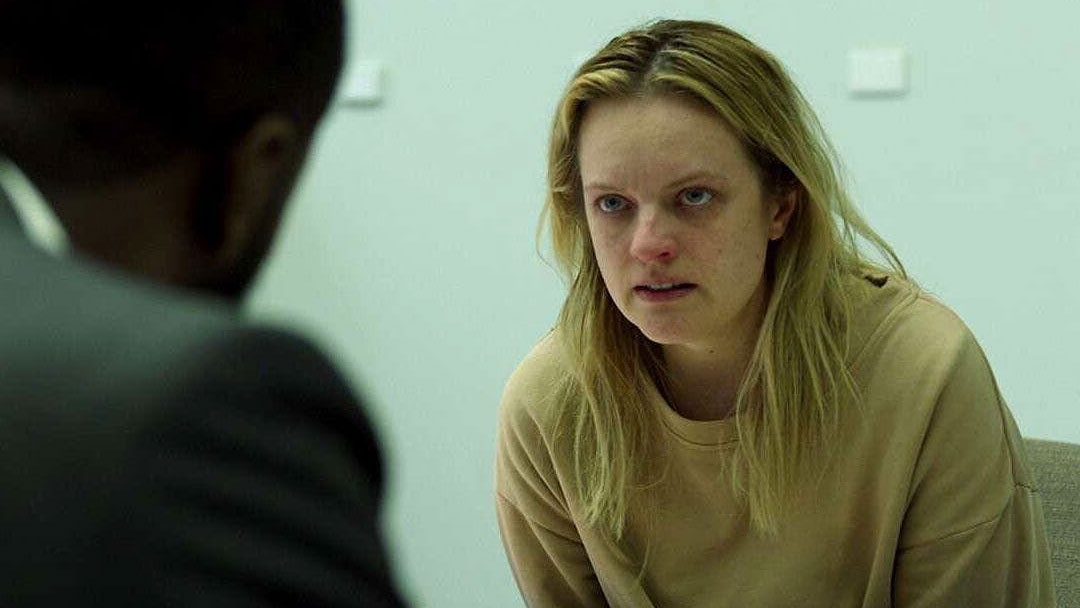 "Elisabeth Moss stars ""The Invisible Man"" (2020)"