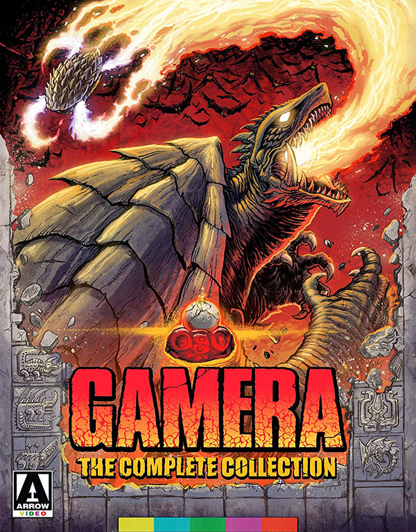 Gamera- The Complete Collection Blu-ray 600px