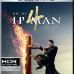 'Ip Man 4: The Finale' Blu-ray, 4k BD Artwork & Release Dates