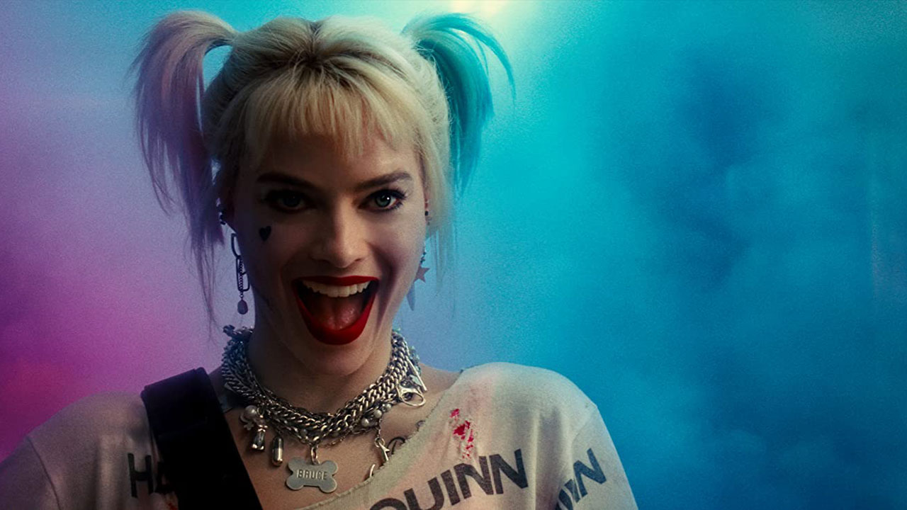 """Margot Robbie stars in """"Birds of Prey: And the Fantabulous Emancipation of One Harley Qu"""