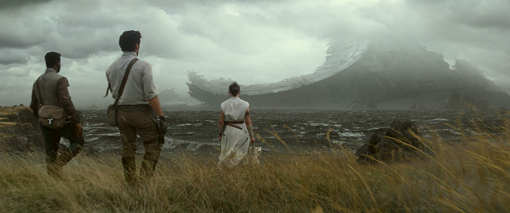 Star Wars- The Rise of Skywalker panoramic