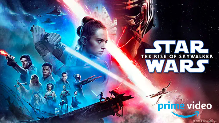 Star Wars: The Rise of Skywalker Digital UHD