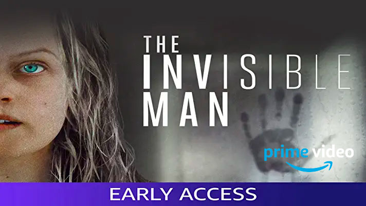 The Invisible Man Digital