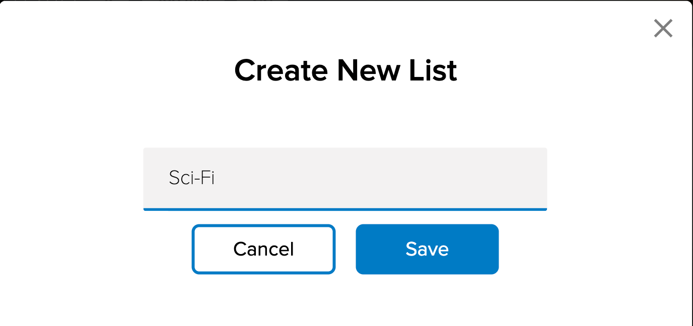 vudu-create-new-list