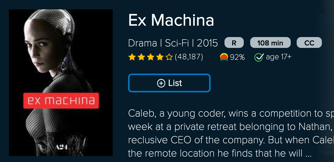 vudu-ex-machina