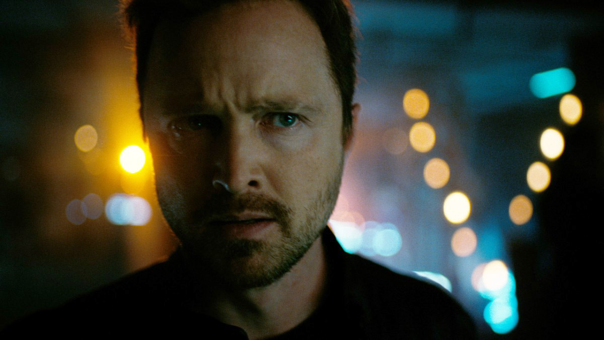 "Aaron Paul stars as Caleb in Season 3 of ""Westworld"""