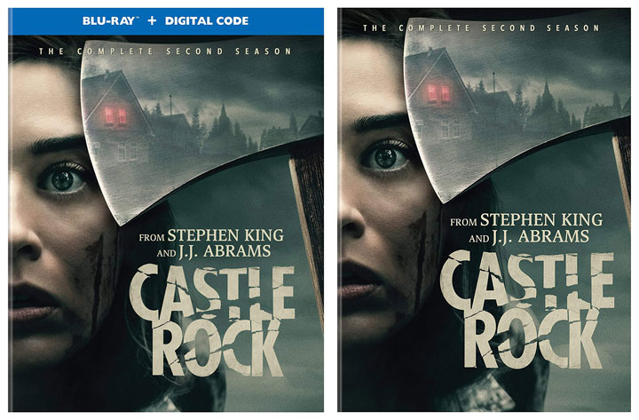 Castle Rock: Season 2 Blu-ray & DVD