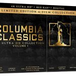 Columbia Classics 6-Film 4k Blu-ray Collection Details & Highlights