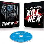 'Friday the 13th' Uncut Releasing to Limited Edition Blu-ray SteelBook