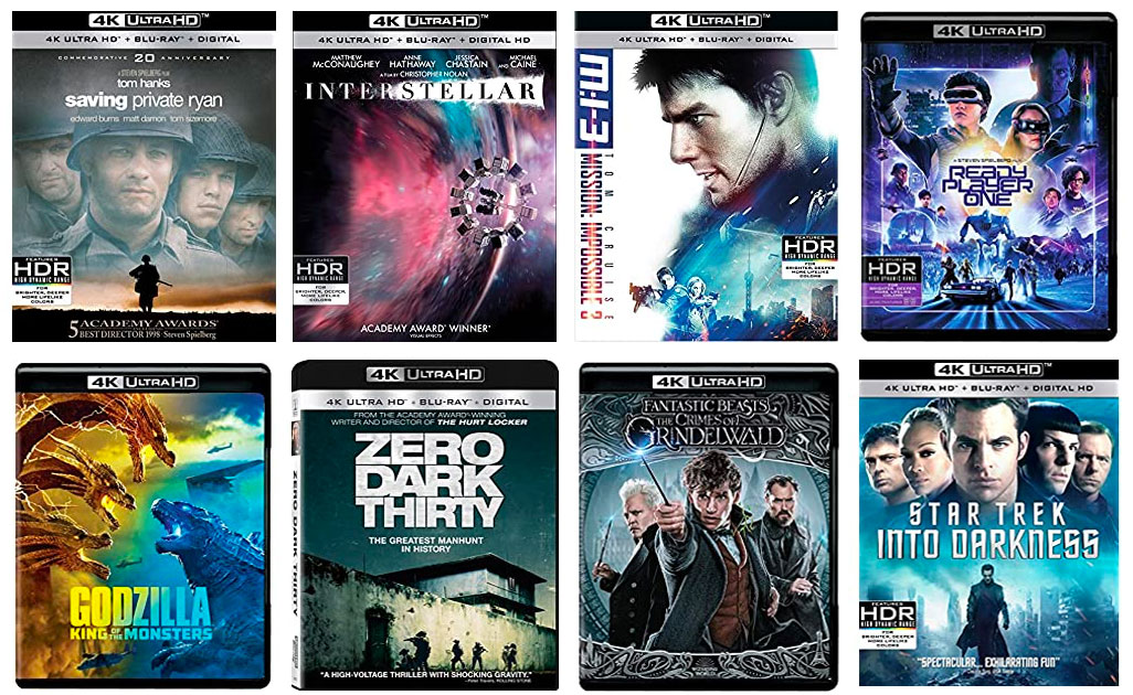 Deal Alert Get Two 4k Blu Ray Discs For 30 Hd Report