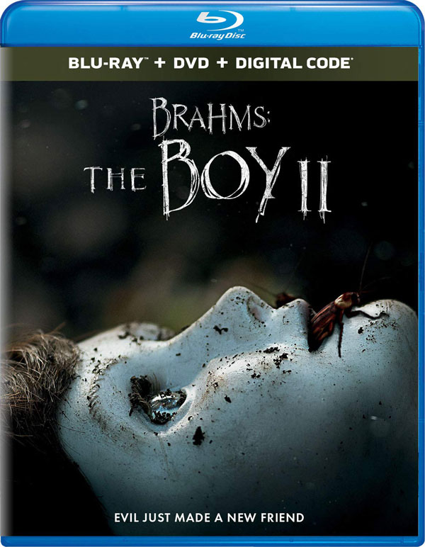"""Brahms: The Boy II"" (2020) Blu-ray"