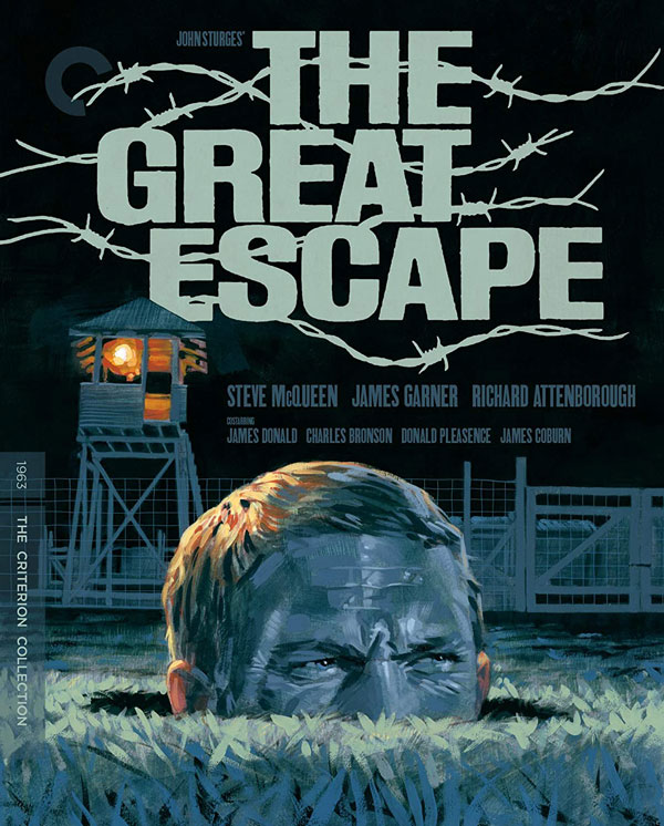 The Great Escape Blu-ray Criterion Collection