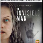 Giveaway: The Invisible Man 4k Ultra HD Blu-ray!