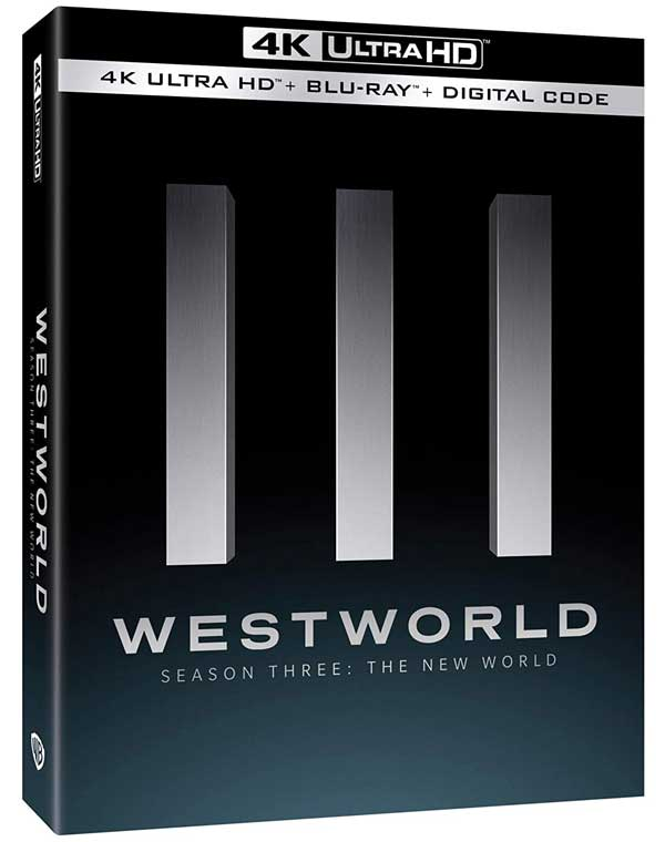 Westworld Season 3 The New World 4k Blu-ray angle