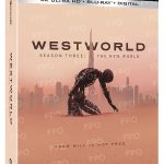 Westworld Season 3 Blu-ray & 4k Blu-ray Pre-Orders Up