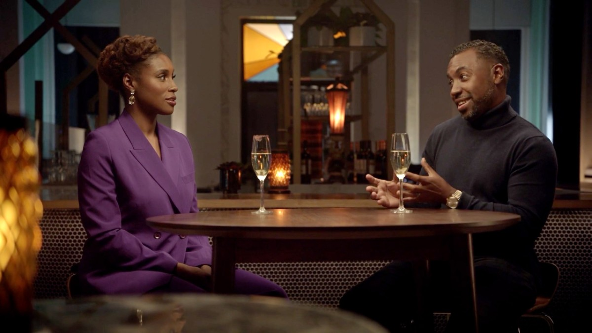 insecure-S4 Ep 1 - Issas Wine Down