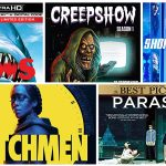 New Releases: Jaws 4k, Parasite 4k, Watchmen (HBO) & more!