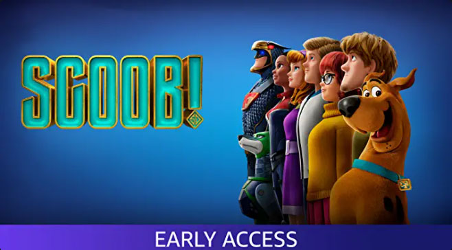 Scoob! Digital Movie