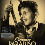 'Cinema Paradiso' releasing to 4k Ultra HD Blu-ray