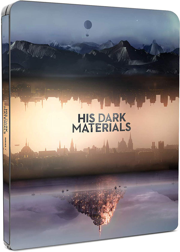His Dark Materials Season 1 Limited Edition Steelbook