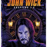 John Wick: Chapters 1-3 releasing to 4k Blu-ray w/Digital Copies