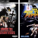 Lucio Fulci Horror Films releasing to 4k Ultra HD Blu-ray