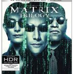 The Matrix Trilogy 4k Ultra HD Blu-ray