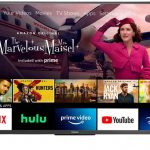 """This 43"""" Toshiba 4k TV with Dolby Vision is Only $249!"""