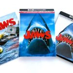 Jaws 4k Ultra HD Blu-ray Review