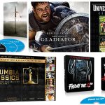 New Blu-ray Releases: Columbia Classics 4k Collection, Braveheart & Gladiator 4k SteelBooks