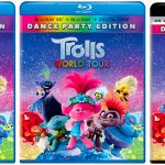 Trolls World Tour releasing to Blu-ray, 4k Blu-ray & 3D Blu-ray