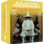Alejandro Jodorowsky films restored in 4K for new Blu-ray collection