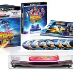 Back to the Future films releasing to 4k Blu-ray 35th Anniversary Trilogy Giftset & Exclusives