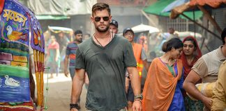 Extraction starring Chris Hemsworth
