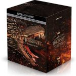 Game of Thrones: The Complete Collection on 4k Ultra HD Blu-ray