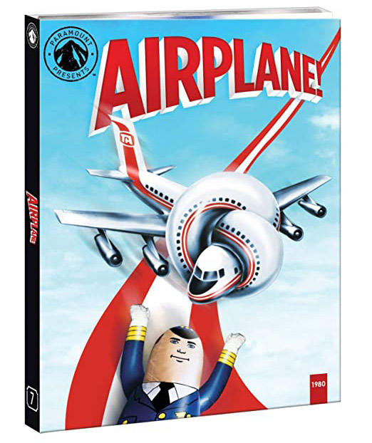 Paramount Presents- Airplane Blu-ray