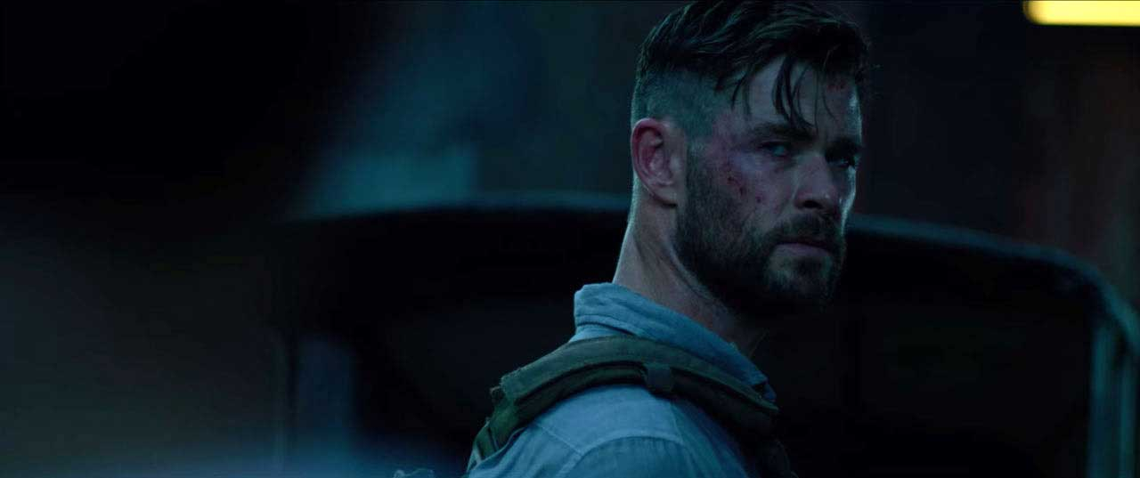 "Netflix Original ""Extraction"" (2020) starring Chris Hemsworth"