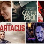 New Blu-ray: Spartacus 4k, John Wick Chap. 1-3, Marriage Story, Castle Rock S2 & more!