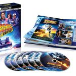 Back to the Future: The Ultimate Trilogy 4k & Blu-ray Standard Edition Details & Pricing